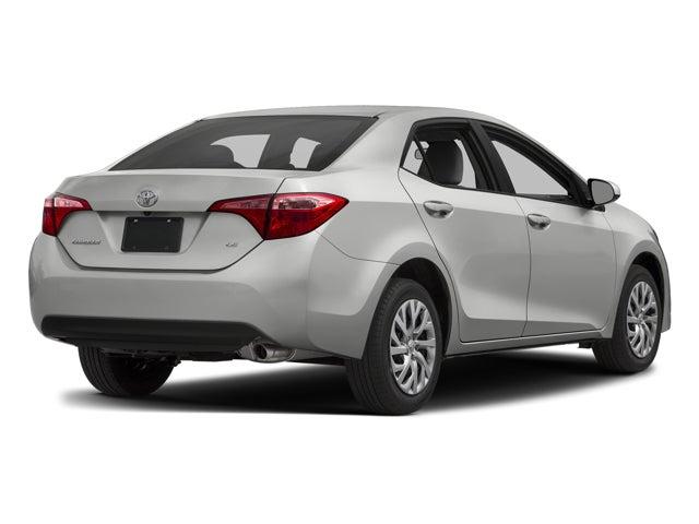 2018 Toyota Corolla LE - Toyota dealer serving Canton GA ...