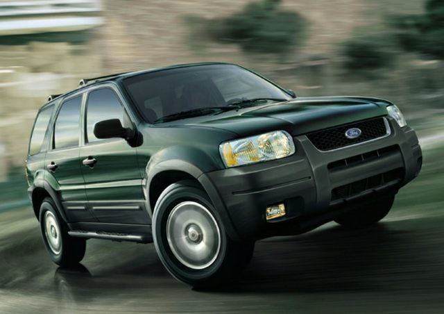 ford escape 2003 tires