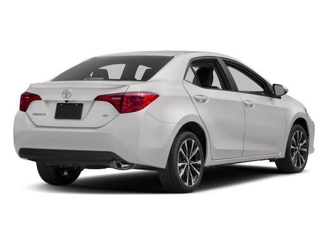 2017 Toyota Corolla Se In Canton Ga Cherokee County