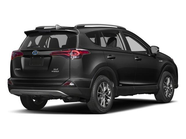 2017 Toyota Rav4 Hybrid Xle In Canton Ga Cherokee County