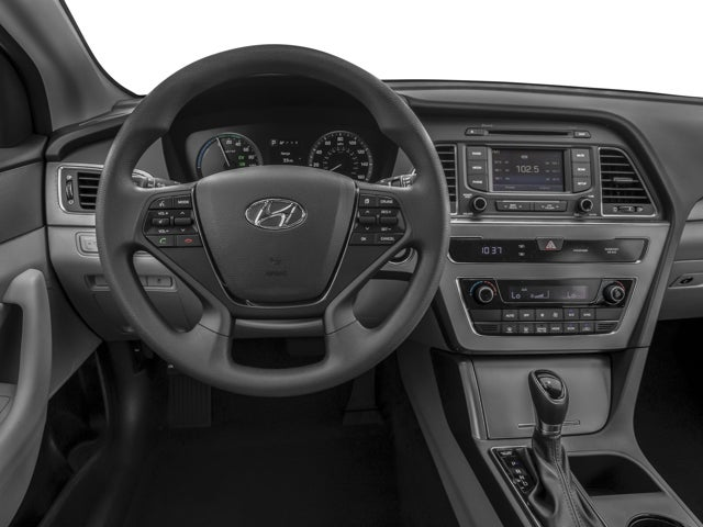 2016 Hyundai Sonata Hybrid Se In Canton Ga Cherokee County Toyota